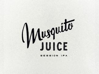 Musquito Juice Lettering